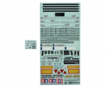 tamiya Sticker MB Actros 3363 / 56348