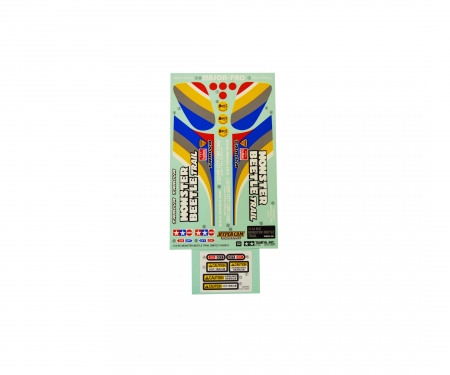 tamiya STICKER BAG : 58672