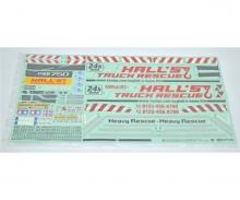 tamiya Sticker Bag Volvo : 56362