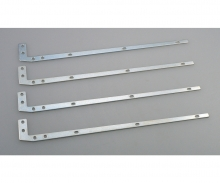 tamiya LOG STAKE METAL(x4) : 56360