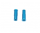 tamiya (AP)Steering Post(Blue)(2pcs.) :58681