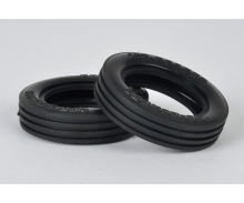 tamiya Grasshopper II Grooved front tires (2)