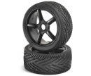 2Drift tyre/wheel set 1/8 2-Drift