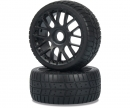 tamiya 1:8 Tires Set On-Road 4S  2pcs