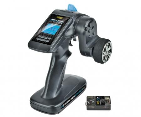 FS 3K Reflex Wheel PRO 3 LCD 2.4G BEC