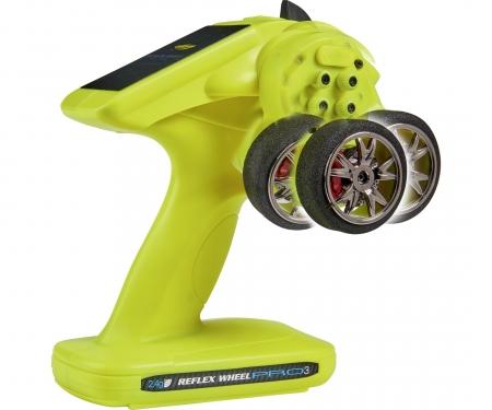 tamiya Reflex Wheel PRO 3 2.4G + CS5 Servo