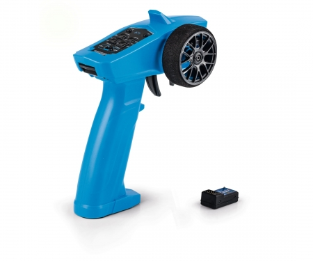Reflex Wheel Start 2.4G Radio blue