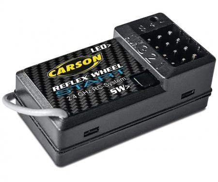 tamiya Reflex Wheel Start 2.4G Radio blau