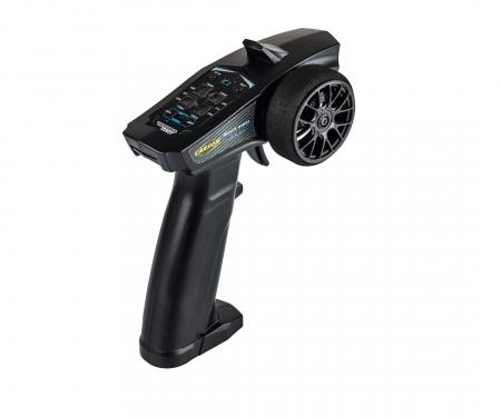 tamiya Reflex Wheel Start 2.4G Radio schwarz