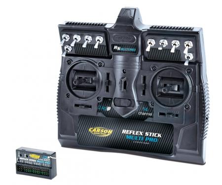 tamiya FS Reflex Stick Multi Pro 2.4G 14CH