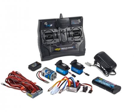 Reflex Stick Truck-Set 2.4G 6 Kanal