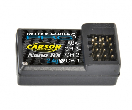 tamiya Empfänger Reflex Pro 3 Nano 2.4G