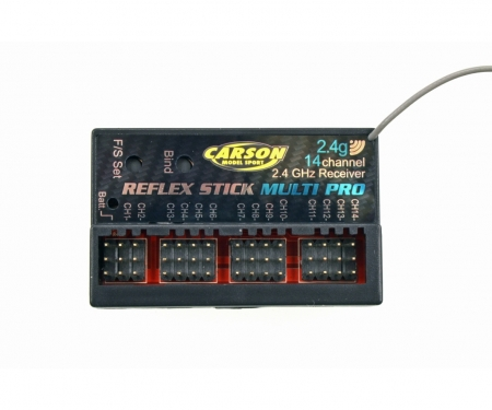 Receiver 14 channel 2.4G