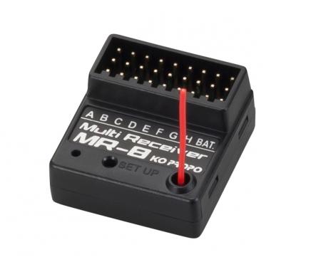 tamiya KO 8K Empfänger MR-8 MX-F RX 2,4GHz