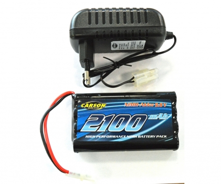 tamiya Multifunction charger set 9,6V