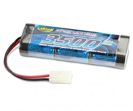 tamiya 7,2V/3500mAh NiMH Race Battery TAM