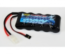 tamiya 6V/3000mAh NiMH RX-Battery TAM/JR