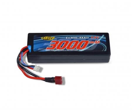 tamiya 7,4V/3000mAh LiION Race Battery T-Plug