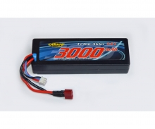 tamiya 7,4V/3000mAh LiION Race Battery T-Plug