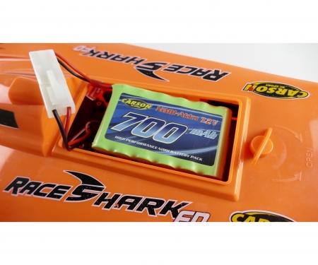 tamiya 7,2V/700mAh NiMH Battery Race Shark TAM