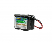 tamiya 6V/1800mAh NiMH RX-Battery Hump BEC