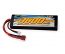 tamiya 7,4V/3600mAh 60C LiPO Battery T-Pl. HC R