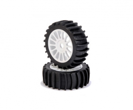 tamiya Beach Tires Set 1/8 2Pcs.