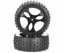tamiya Dirt Attack Tire set (2) 1/5