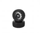 Racing tyre set Specter 6S CY-II (2) 1/8