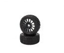 tamiya Racing tyre set Specter 6S CY-II (2) 1/8