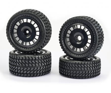 tamiya All Terrain 2WD Reifen-Set (4)