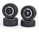 tamiya All Terrain 2WD Reifen-Set (4)