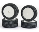 tamiya All Terrain 4WD Wheel-Set (4)