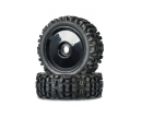1:8 Buggy Tyre Set Big Spike 1 black (2)
