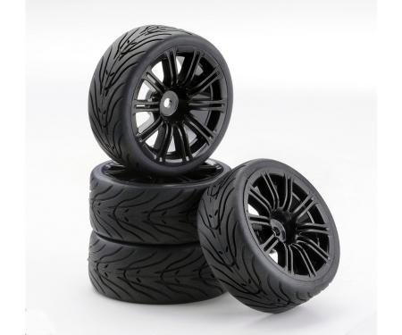 1:10 SC-Räder M Style schwarz (4)