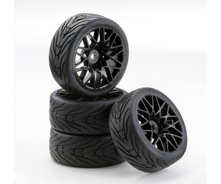 tamiya 1:10 SC-Räder LM Style schwarz (4)