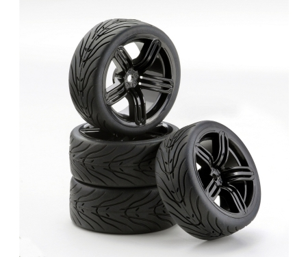 1:10 SC-Räder 6S Style schwarz (4)