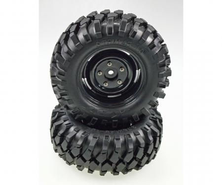 Reifenset Crawler scale 96mm
