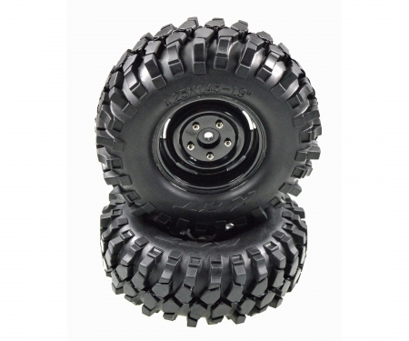 tamiya Tire set Crawler 108mm scale