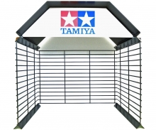 tamiya Headboard A incl. Acryl Shield TAMIYA