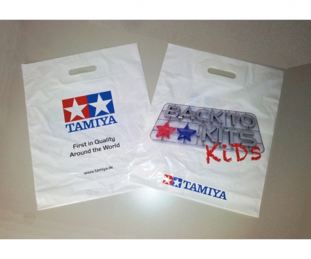 Promotion Bag TAMIYA small 38x45cm