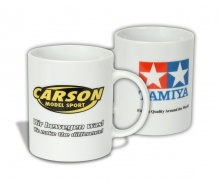 Kaffeetasse TAMIYA/CARSON (6)