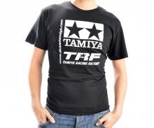 T-Shirt TAMIYA schwarz – XL