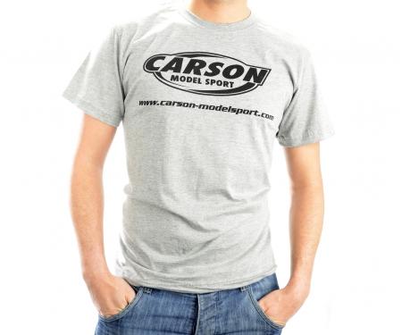 T-Shirt CARSON grau – XL
