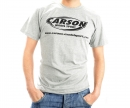 tamiya T-Shirt CARSON grey - XL