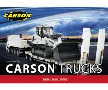 tamiya CARSON Truck Katalog 2021 Export