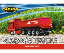 tamiya CARSON Truck Catalogue 2020 Export