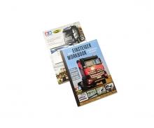 tamiya TAMIYA/CARSON Truck Workbook 2020 DE