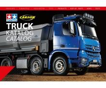 tamiya Truck-Catalogue Vol.4 TAM./CARS. DE/EN