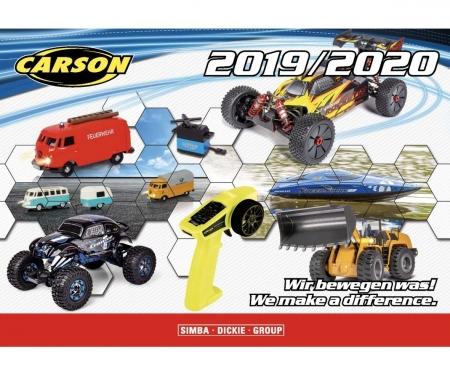 CARSON Catalogue DE/EN 2019/2020